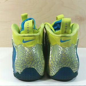 Nike Shoes - Nike Air Flightposite Exposed Basketball Shoes